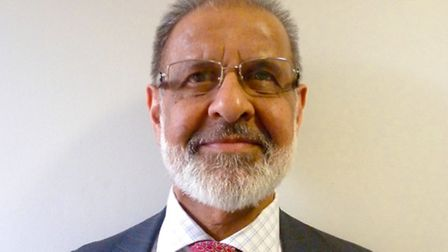 Farouk Ismail, FORMO's chief executive