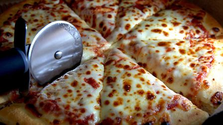 Papa John's in East Ham is holding a pizza party in aid of Text Santa (file picture: Steve Parsons/P
