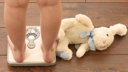 Reception-age pupils in Barking and Dagenham are the fattest in London Photo: Chris Radburn/PA