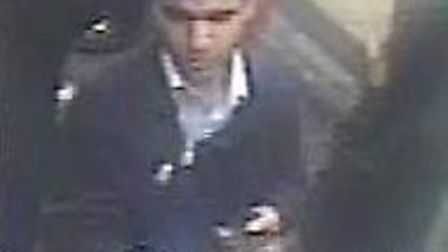 Officers are appealing for help in identifying a man after a 12-year-old girl was sexually assaulted