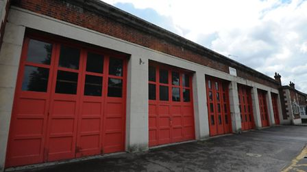 Under Option B, 13 fire engines would be taken permanently out of operation