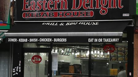 Eastern Delight on Barking Road in Plaistow was granted late trading hours on Friday