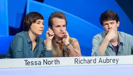 Richard, centre, and his team will be in the final, which will be aired next week (picture: BBC/Zodi