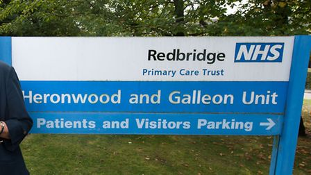 Wanstead Hospital's Heronwood and Galleon wards have closed