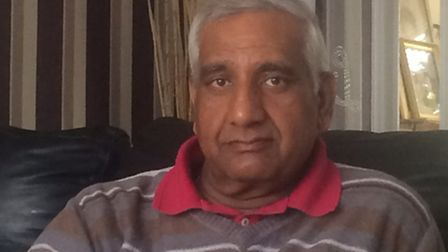 Mohan 'Jimmy' Singh worked as a cabbie for more than 40 years.