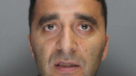 Teofil Bortos, of Newham, who has been sentenced to 10 years in prison