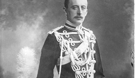 Baron Maurice Arnold de Forest in 1910