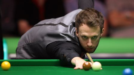Judd Trump is competing at The Masters (pic: Richard Sellers/PA)