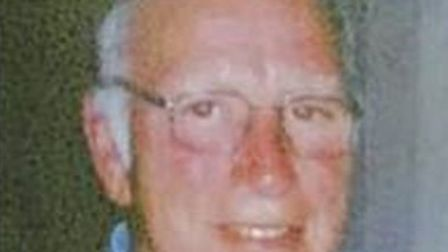 Edward McDermott died at Thetford Golf Club. Picture: Supplied