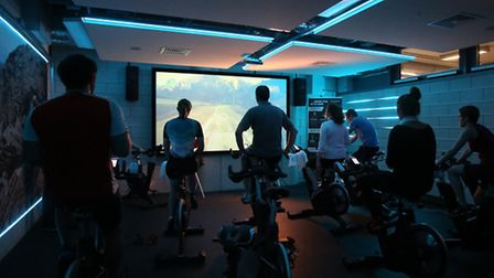 Lee Valley VeloPark in Queen Elizabeth Olympic Park has launched VeloStudio  a suite of top of the
