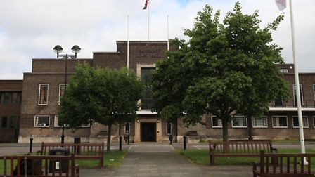Who would be ruling from Havering Town Hall if 'Hexit' occurred?
