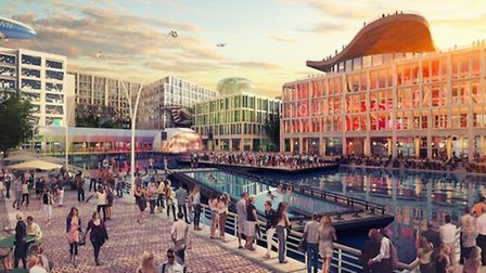 The waterfront will once again be accessible with dining, entertaining, socialising  all part of a