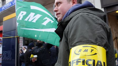 RMT has announced that around 1,300 maintenance workers will be balloted for strike action over a di