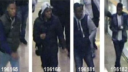 Detectives from Newham investigating an assault which left two teenagers with stab wounds have issue