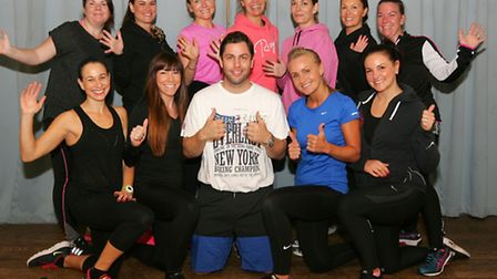 Nicky Taylor and 4 other mums are running free fitness classes for other mums or anyone who can't af