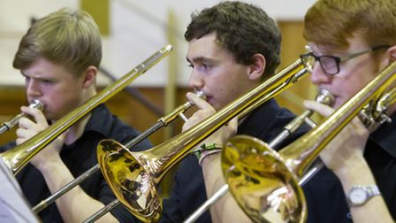 Redbridge Music Service performing a concert to mark its 50th anniversary. Picture: Kois Miah
