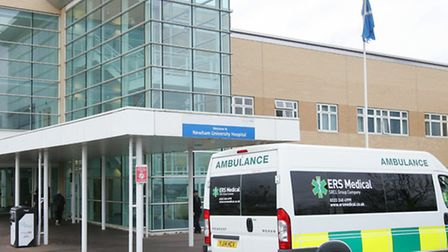 Newham University Hospital will be one of the four hospitals in the borough affected by the walkout