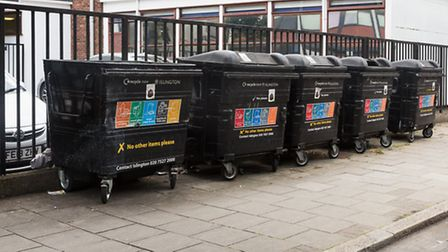 Recycling facilities are available to get rid of your Christmas waste
