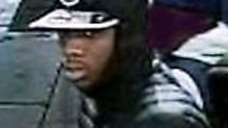 Three men attempted a robbery at Mcdonalds in Romford