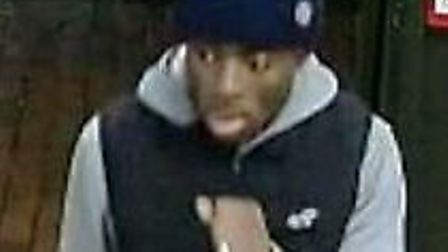 Police are appealing to the public about the identity of this man