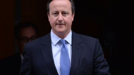 David Cameron's home county of Oxfordshire received £9million of funding, while Redbridge received n