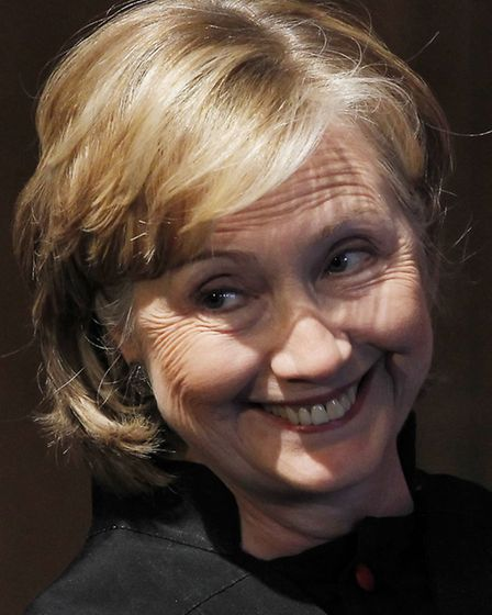 Hillary Clinton, who was rejected by New Hampshire in favour of Bernie Sanders Pictu