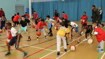 Newham All Star Sports Academy (NASSA) was awarded charity of the year in 2014