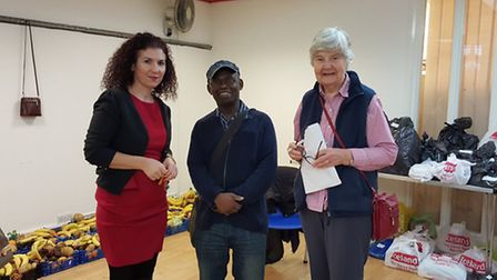 Community Food Enterprise offers training and employment opportunities for people based in Newham