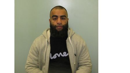 Amir Rashid, from Forest Gate, has been sentenced to five years and four months in prison