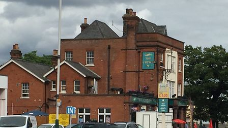 The Crown in London Road
