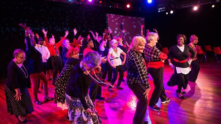 East London Dance at Aesop Arts & Health Conference, Southbank Centre