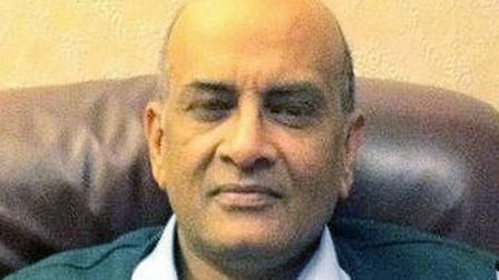 BEST QUALITY AVAILABLEUndated handout photo issued by West Midlands Police of Akhtar Javeed, 56, wh