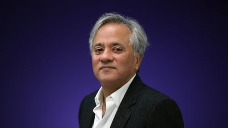 Anish Kapoor. Photo by Dan Kitwood/Getty Images