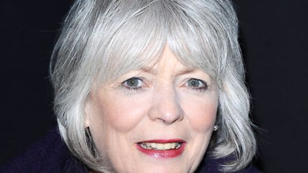 Alison Steadman will speak at UEL on Wednesday (picture: PA)