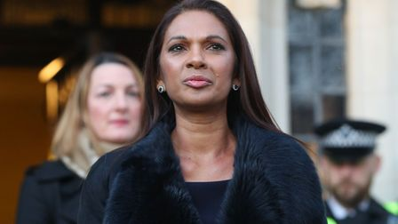 Gina Miller. Photo: WPA Pool /Getty Images.