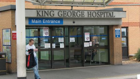 King George Hospital where Spearpoint Surgery is currently based