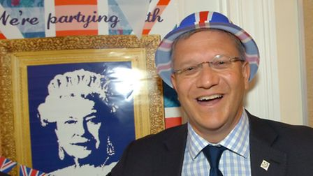 Mr Rosindell is a staunch Royalist
