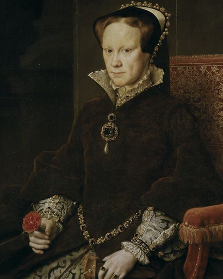 Queen Mary I of England and Ireland, bane of Protestants