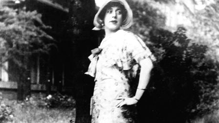 Lili Elbe. Photo: Getty Images.