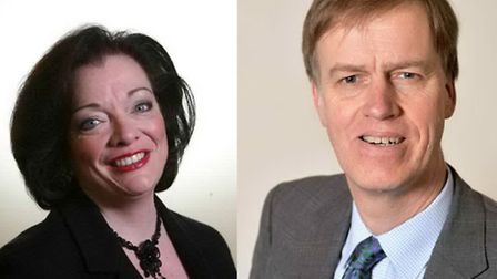 Newham MPs Lyn Brown and Stephen Timms
