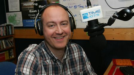 Time FM Steve Allen hosts the weekly chat with the Recorder