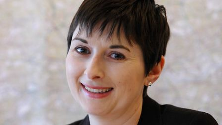 Caroline Pidgeon - Lib Dem candidate for the London maor election