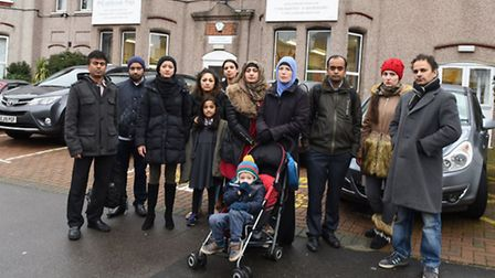 Parents are angry about news that Cranbrook School in Ilford may close