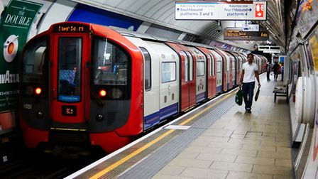 Aslef union members have agreed a pay deal with London Underground. Picture: PA Images