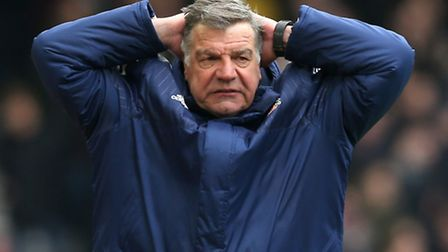 Former West Ham manager Sam Allardyce was allegedly one of those defrauded (Picture: PA Images)