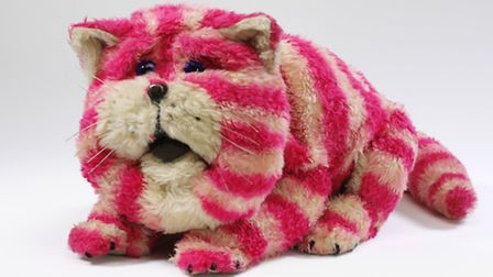The original Bagpuss will be part of the exhibition.
