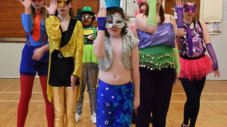 The Alexandra School of Performing Arts is among the dance schools taking part in this year's Redbri