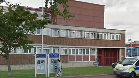 Romford Police Station. Picture: Google