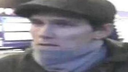 Have you seen this man? Police need to ask him some questions