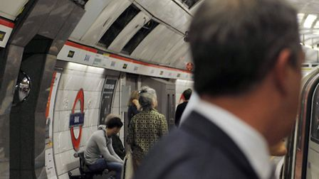 Full service resumed on the Central line today for the first time since Monday (Picture: PA Images)